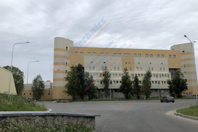 В Петербурге самый современный в России морг